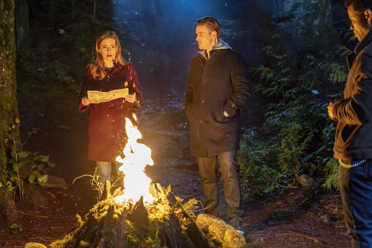 Riley Smith Breaks Down That 'Nancy Drew' Reveal & Hints at New Mystery