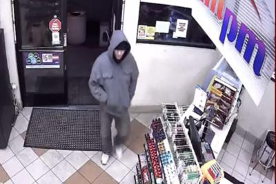 Help sought: Robbery suspect