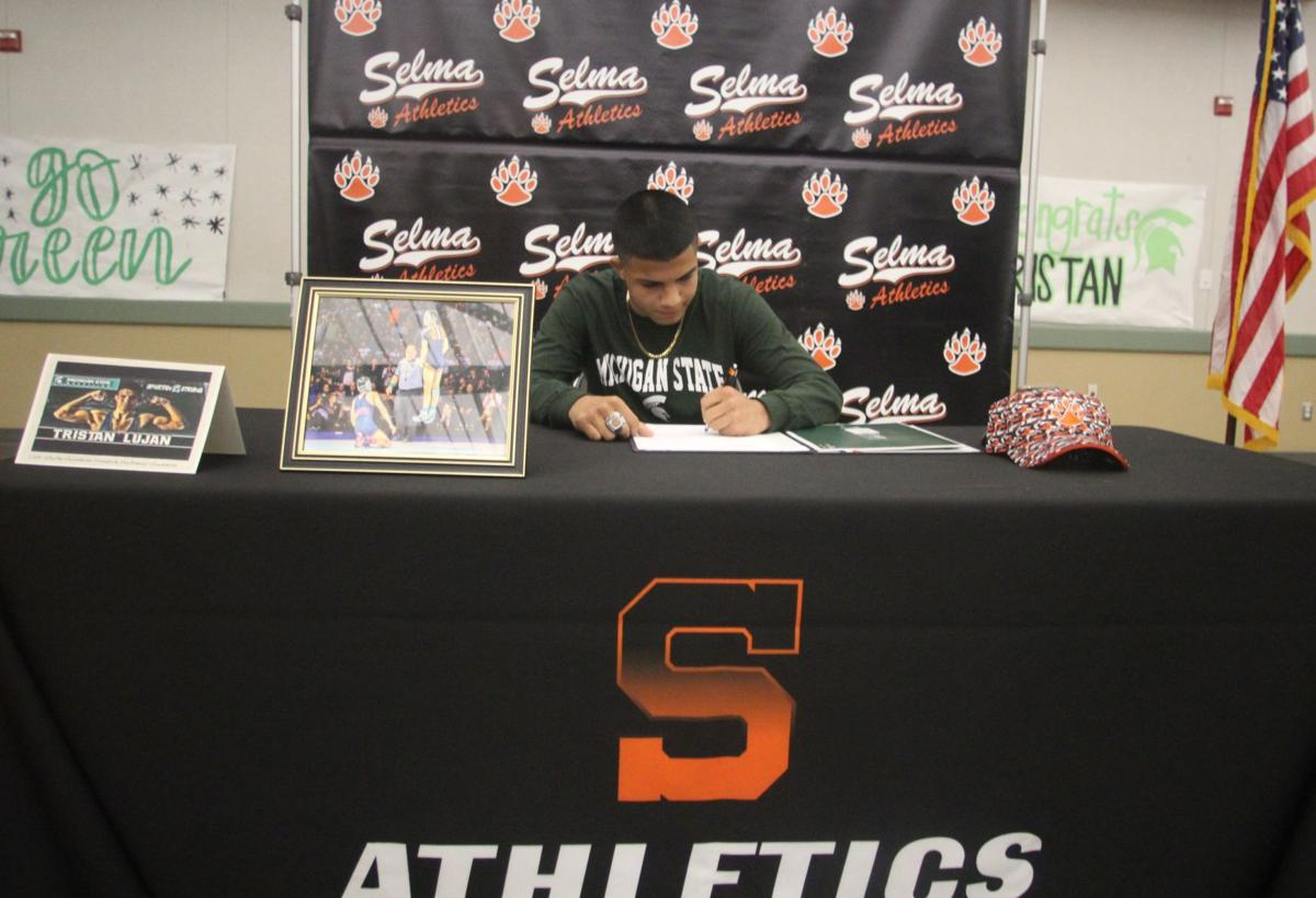 Lujan signs NLI to Michigan State