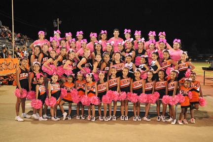 Selma High School Cheer Spirit Spectacular Selma Enterprise