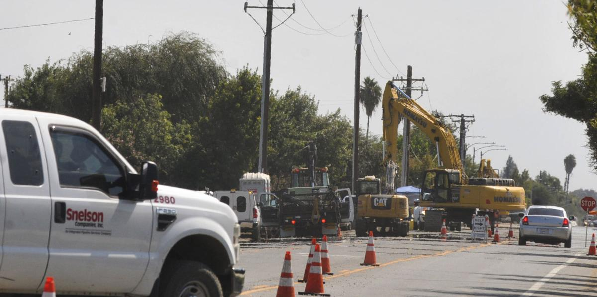Gas Company to upgrade Hanford pipeline   Local   hanfordsentinel com