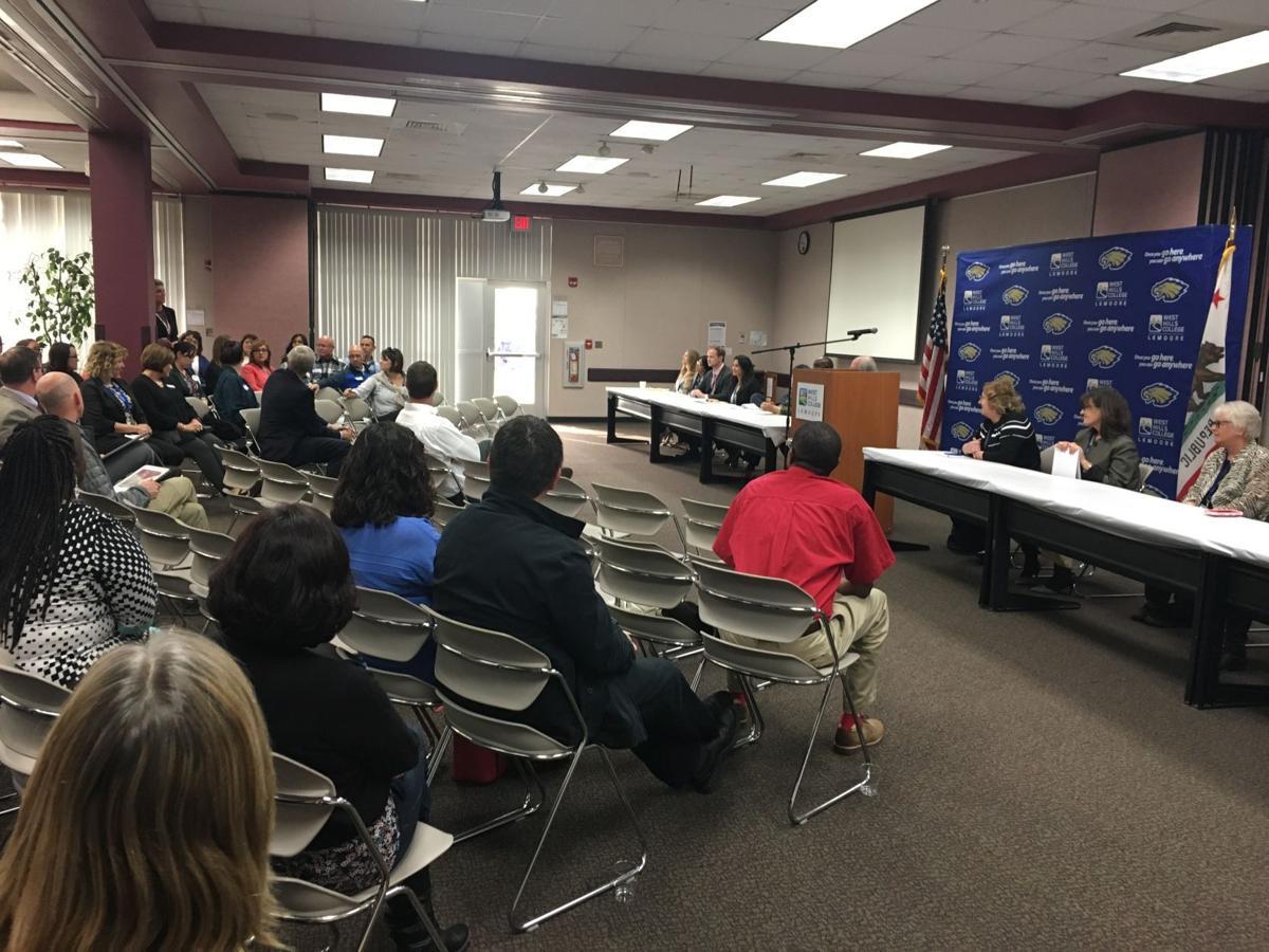 West Hills Community College District hosts open forums