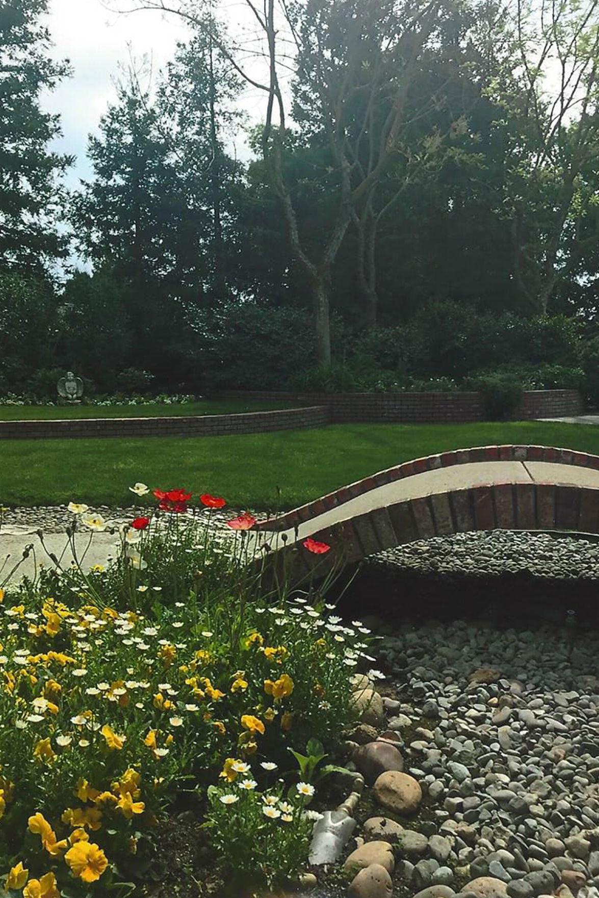 Gardeners: Bishops' garden