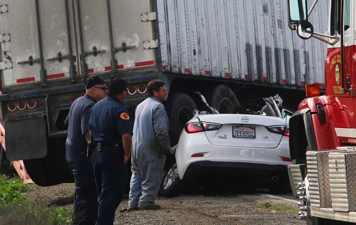 CHP: Woman killed in crash south of Lemoore | Local