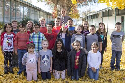 Lincoln: November Students of the Month