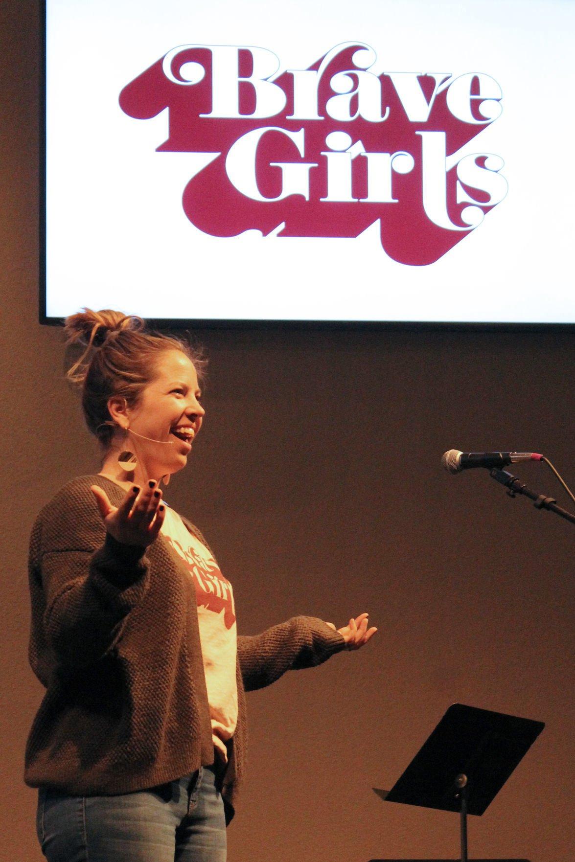 Brave Girls: Erin Pasillas