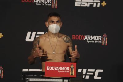MMA: JUN 05 UFC 250 Weigh-In