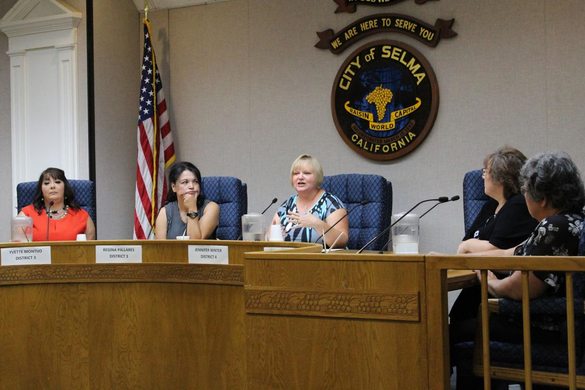 Candidates: Selma Unified School District