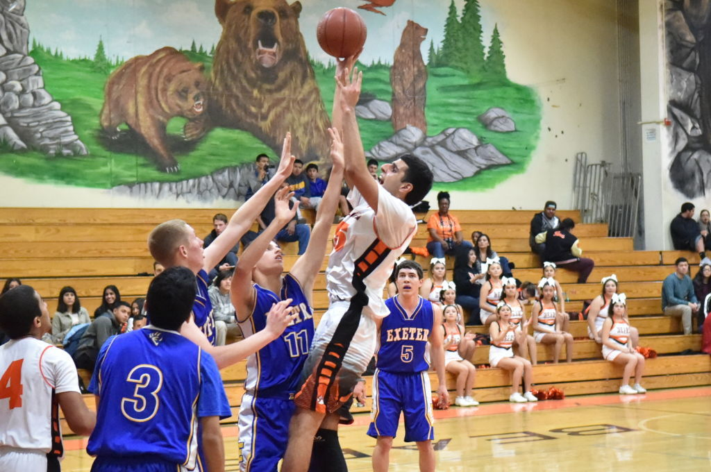 Selma boys basketball off to fast start in CSL