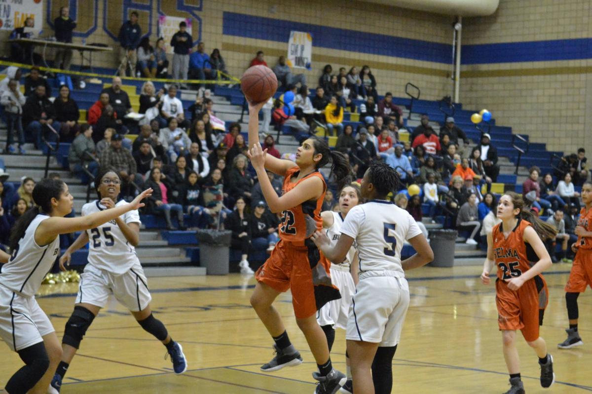 Selma girls basketball: Taj Pannu