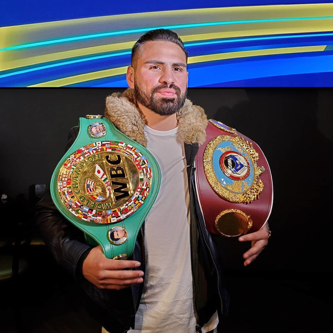 Jose Ramirez-Viktor Postol Super Lightweight World Title Bout Postponed