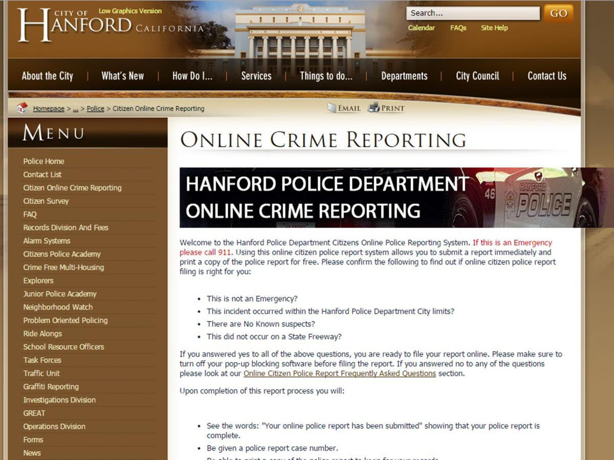 online crime reporting system The mission of the internet crime complaint center (ic3) is to provide the public with a reliable and convenient reporting mechanism to submit information to the fbi concerning suspected internet.