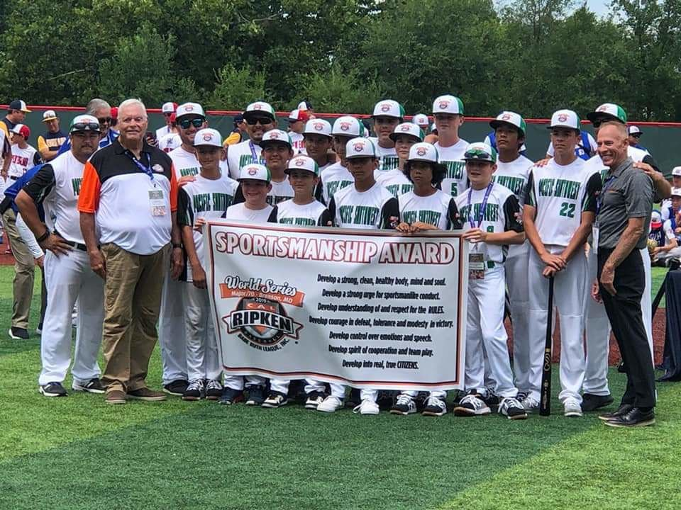 Pacific Southwest ends World Series run as Iron Bracket champions