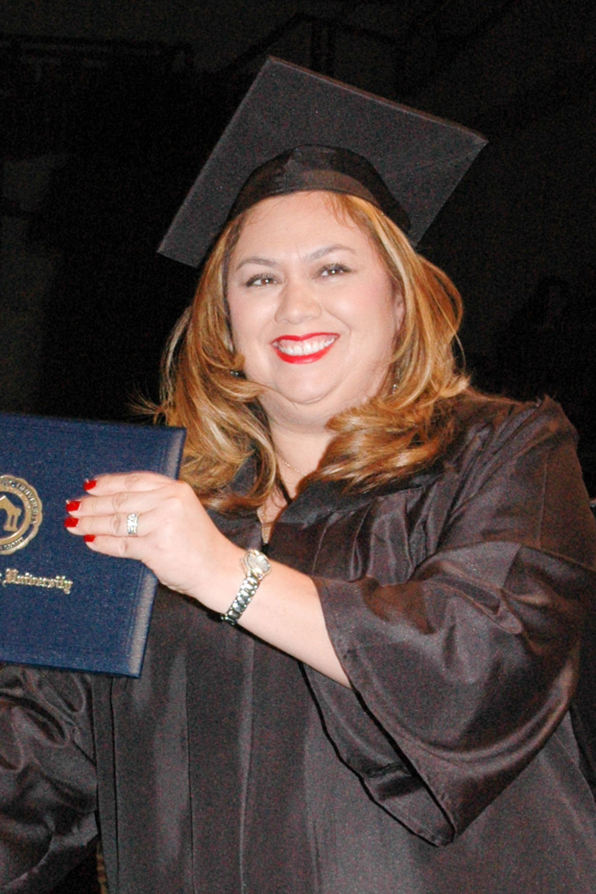 Locals graduate: Adriana Quiroz