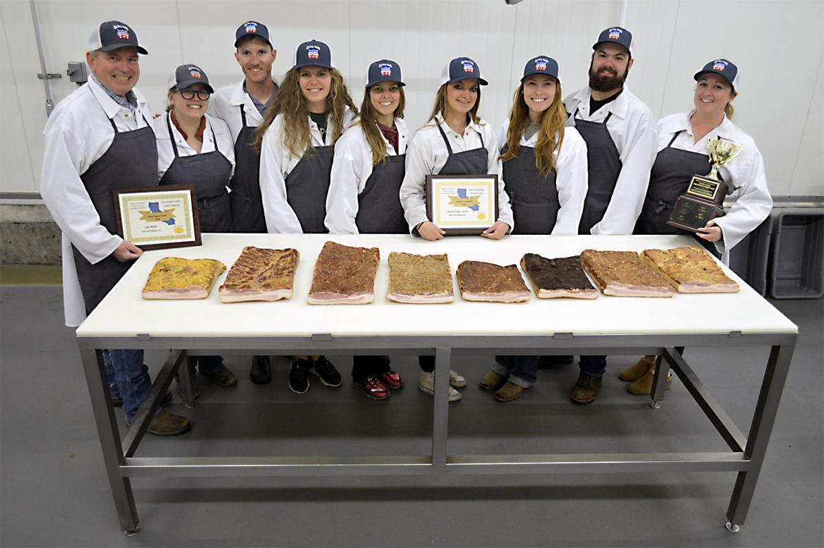 Cal Poly Meats Team