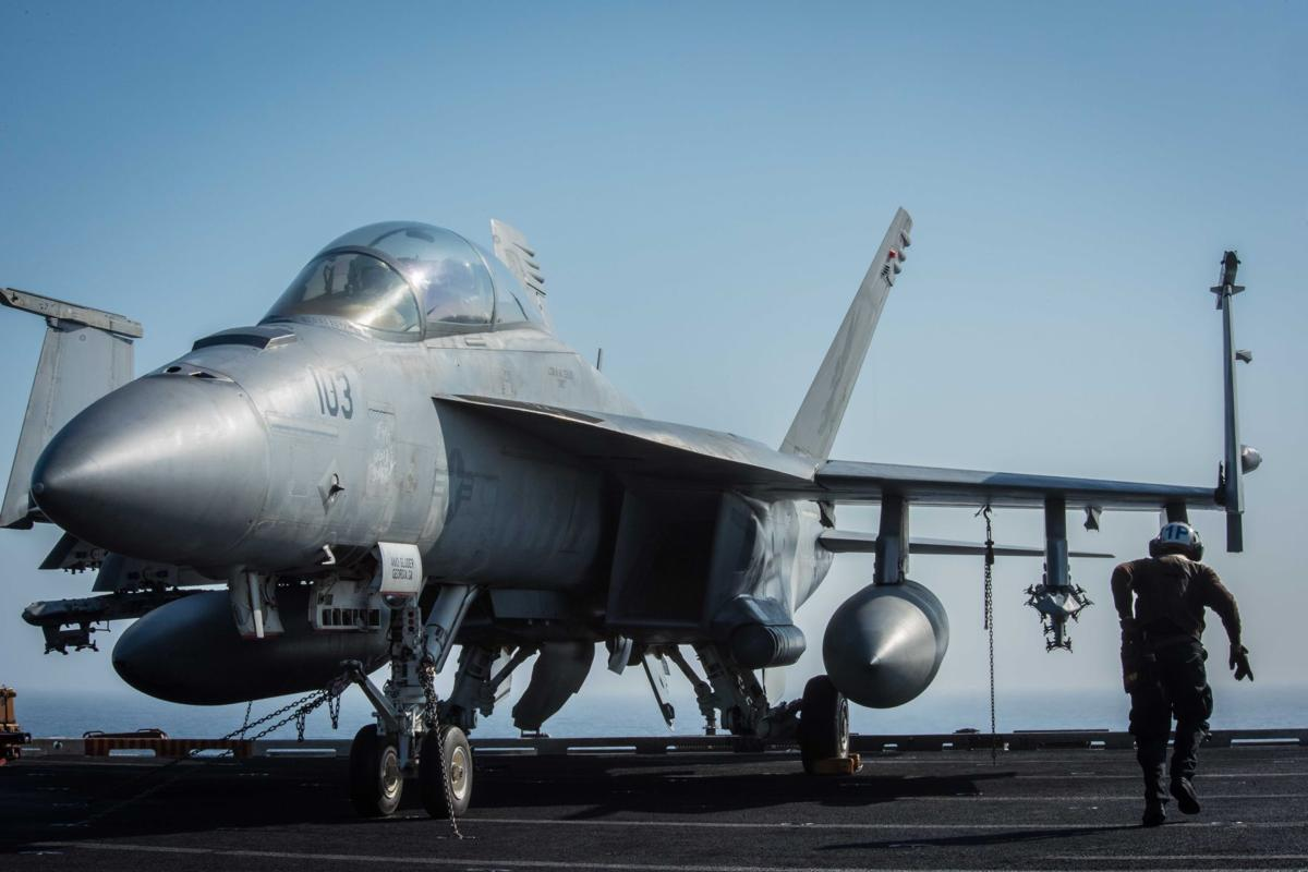 Theodore Roosevelt Strike Group completes COMPTUEX
