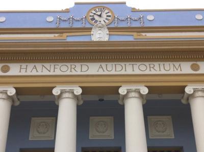 Around Town: Hanford Civic Auditorium