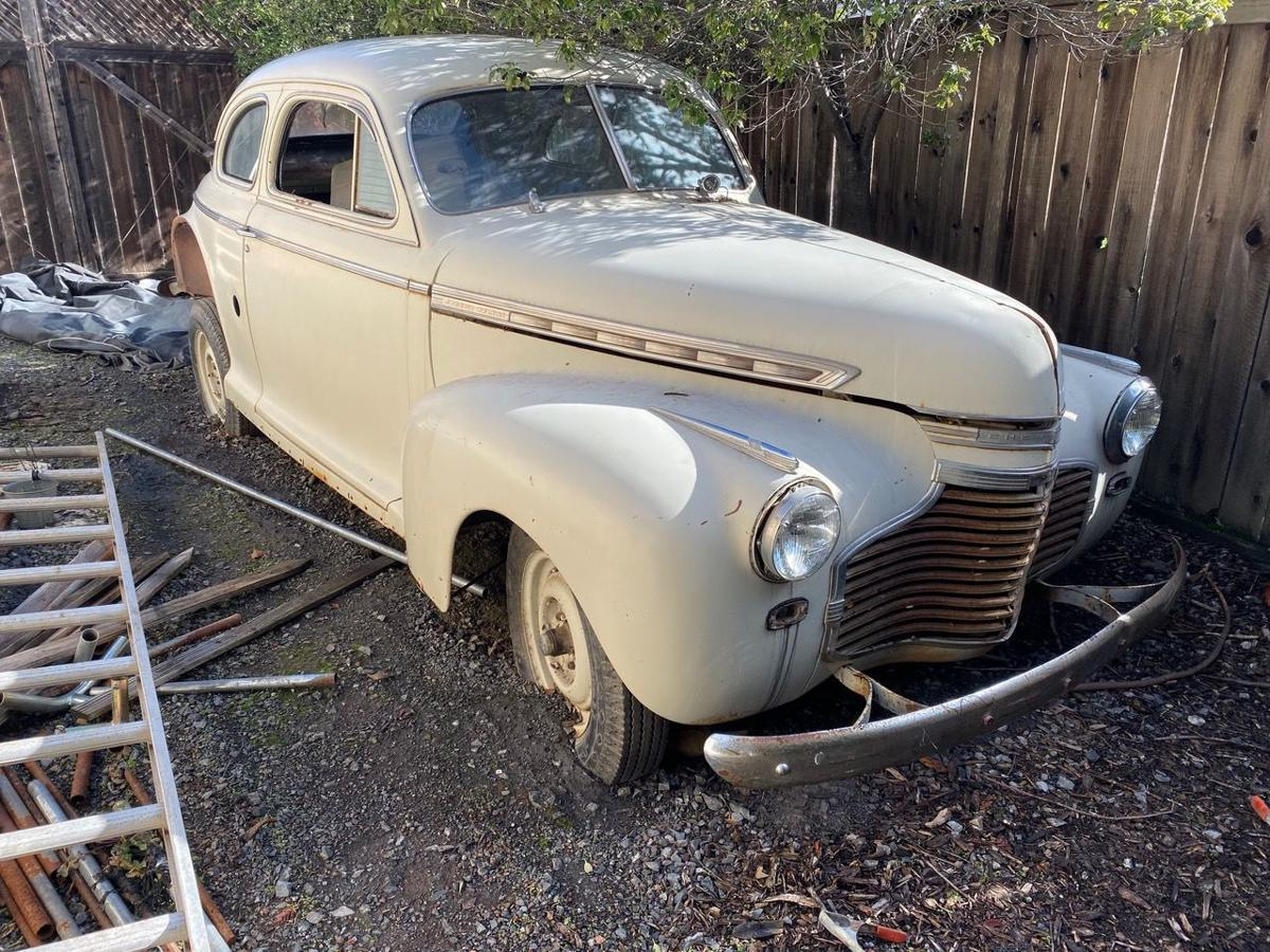 41 Chevy Coupe