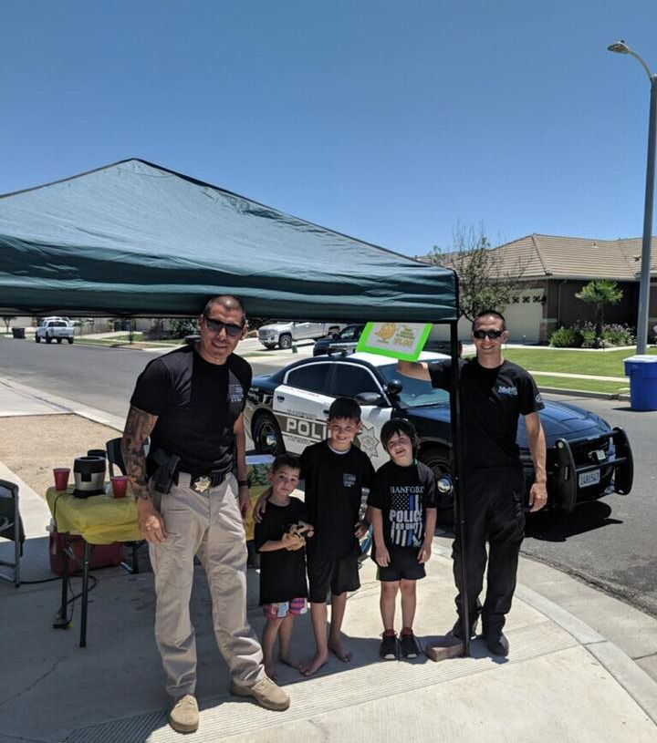 official photos d8930 75dfb 7-year-old raises cash for local K-9s | Local ...
