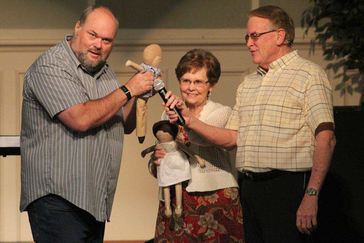 First Baptist: Outgoing pastor