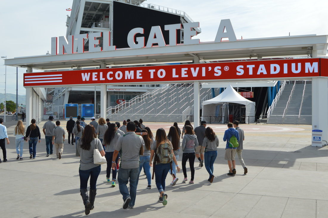 Students gain knowledge on real world experiences