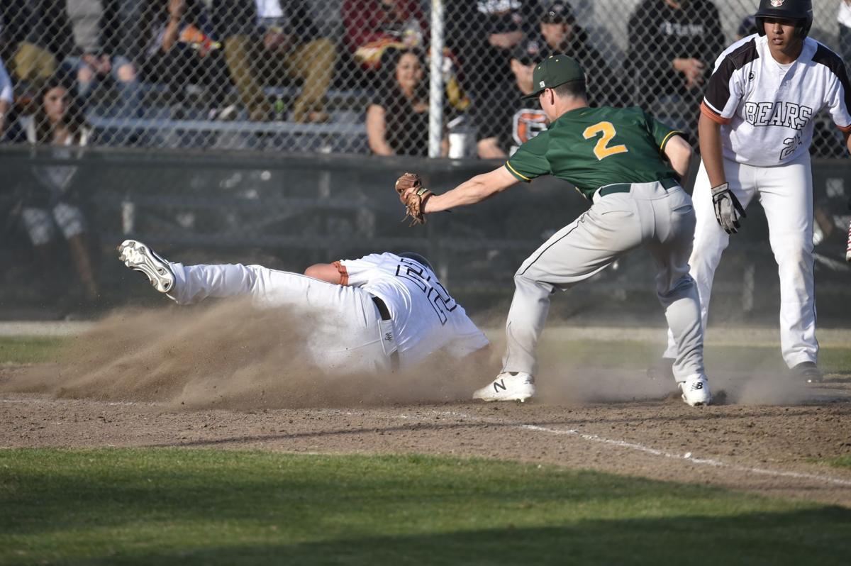 Selma baseball: Eddie Avalos