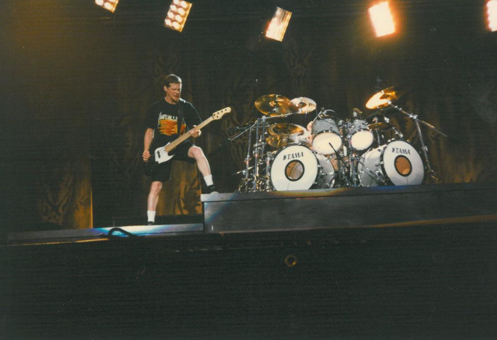 Lollapalooza 1996: Metallica