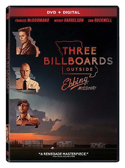 Three Billboards Outside Ebbing, Missouri, publicity photo