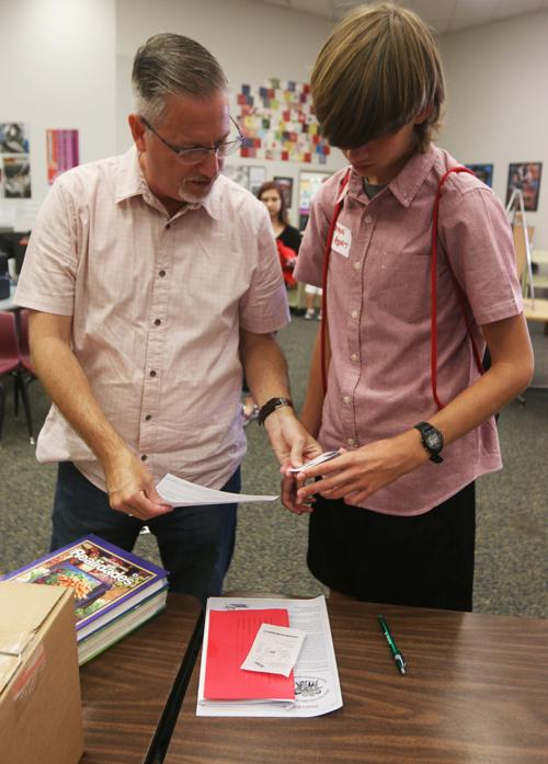 Hanford High freshman walkthrough 2015 | | hanfordsentinel com