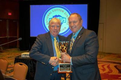 Kirk Gilkey Is National Ginner Award Recipient | Local