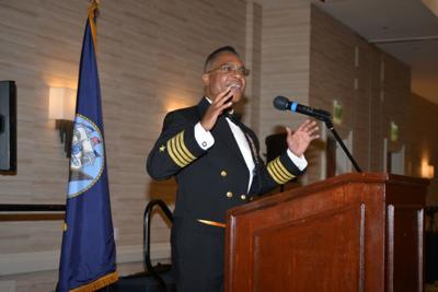IWTC Monterey Commemorates 243rd Navy Birthday