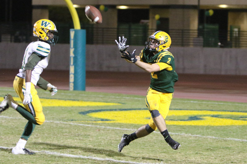 Kingsburg football: Blake Spomer