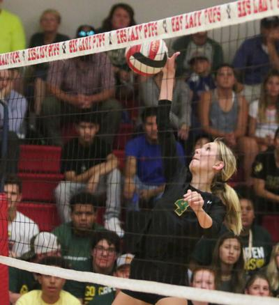 Playoffs set to begin for tennis, volleyball