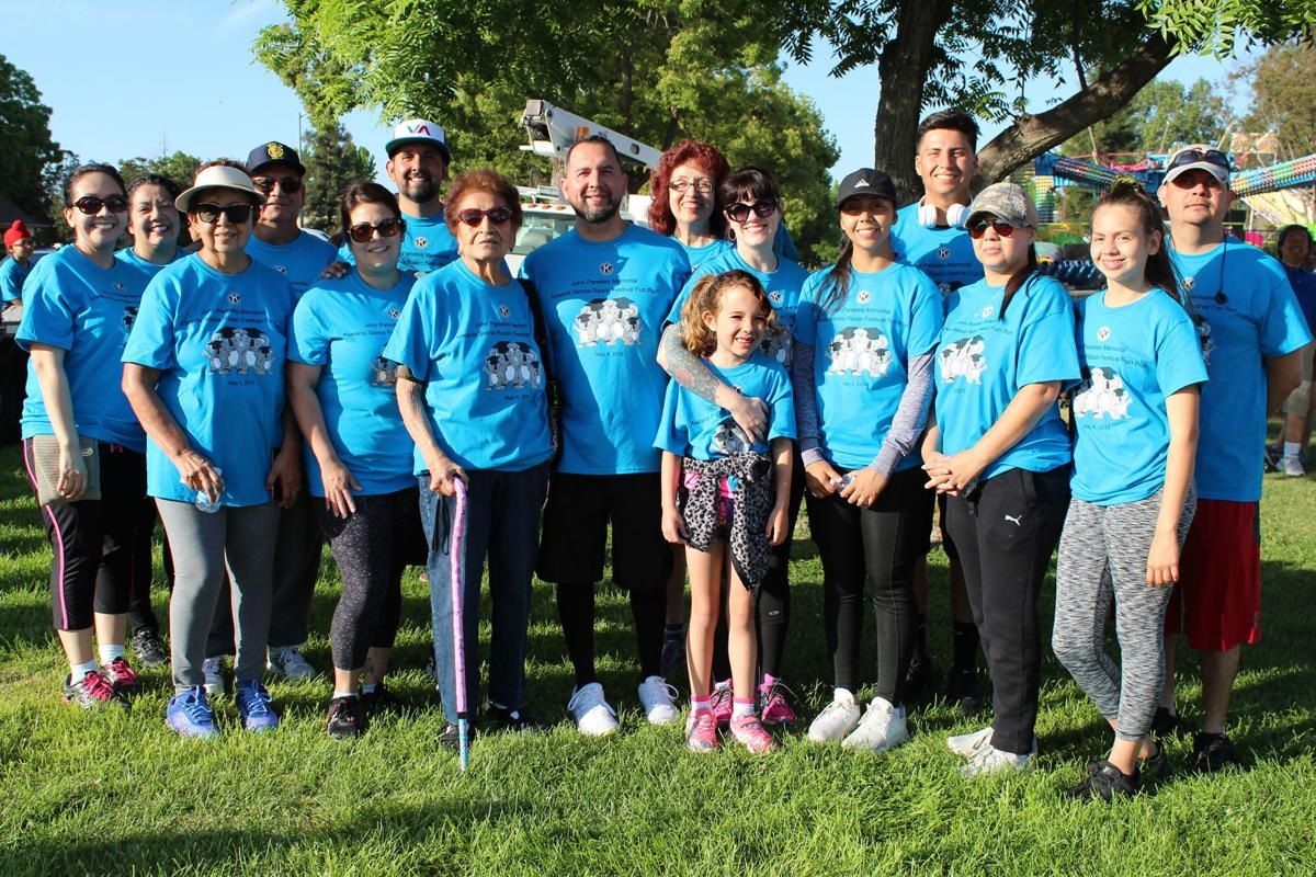 Race: Paredes family