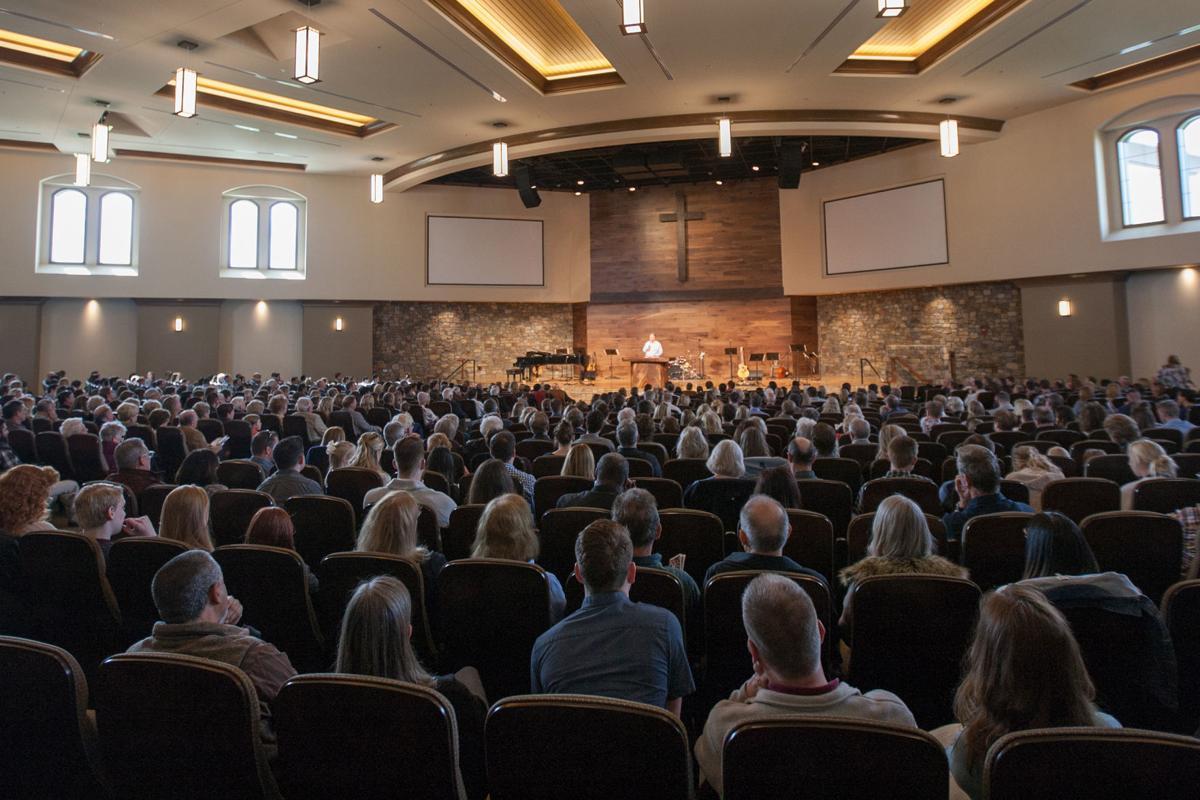 Grace Church has dedication service | Kingsburg Recorder