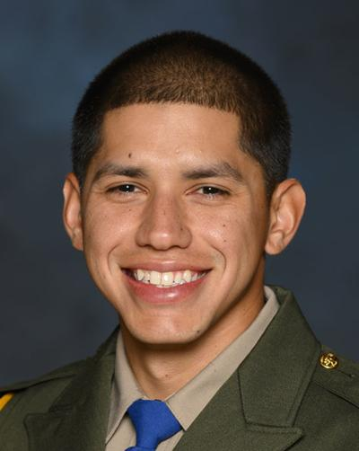 Selma's Montemayor: CHP officer