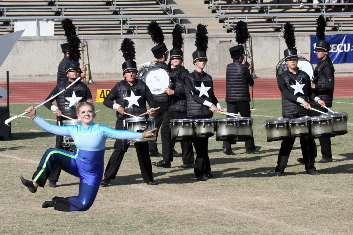Marching bands: Drumline