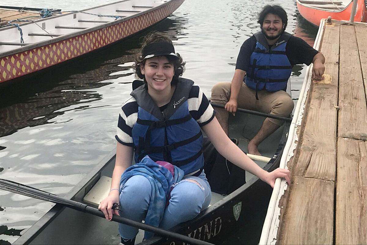 Songstress: A good day of canoeing