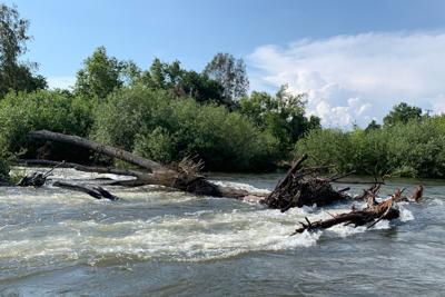 Kings River: Closures