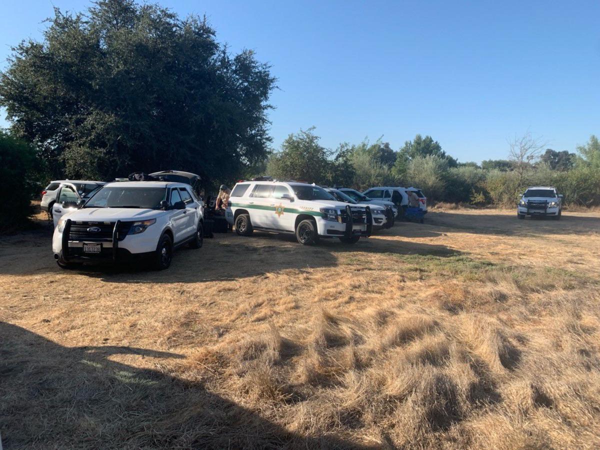 Fresno County Sheriff at Laton-Kingston Park