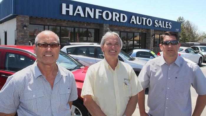 Hanford Auto Sales >> Hanford Auto Sales 20th Anniversary Hanfordsentinel Com