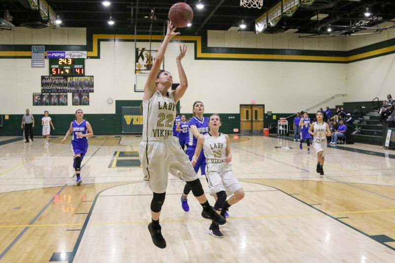 Kingsburg girls basketball: Maddie Alves