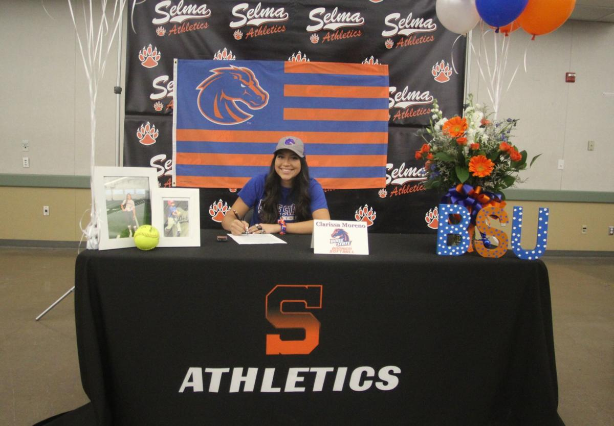 Moreno signs NLI to Boise State