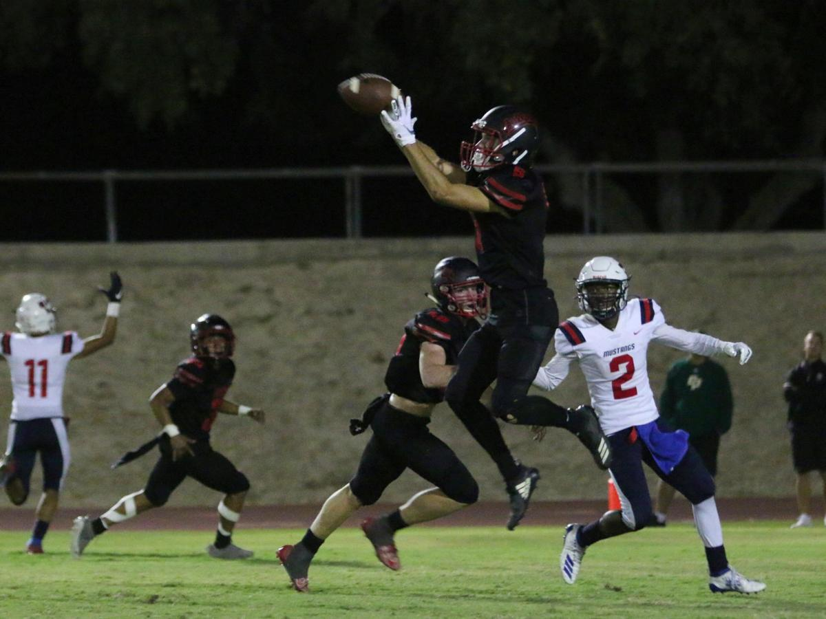 Defense seals the deal for Bullpups in victory over Mustangs