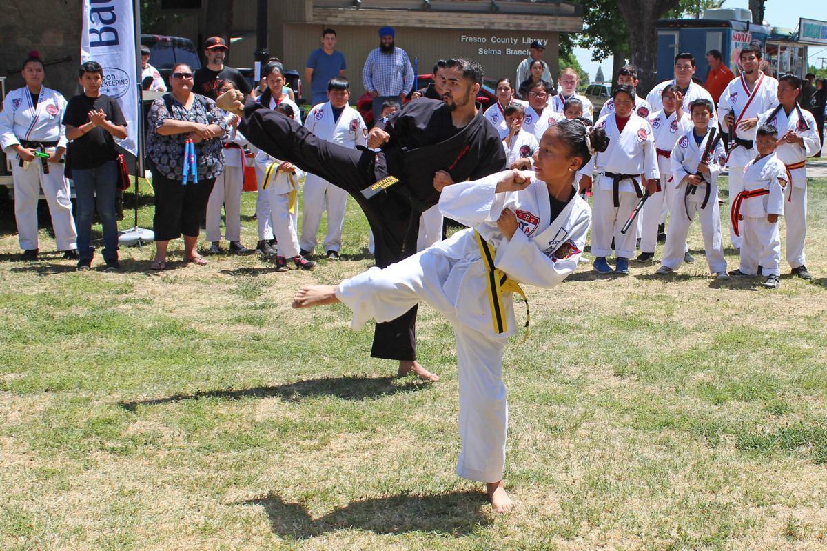 Raisin Festival: Reyna's Black Belt Academy