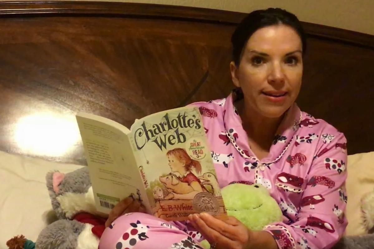Kingsburg reads: CVHS