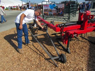 Local innovators shine at World Ag Expo