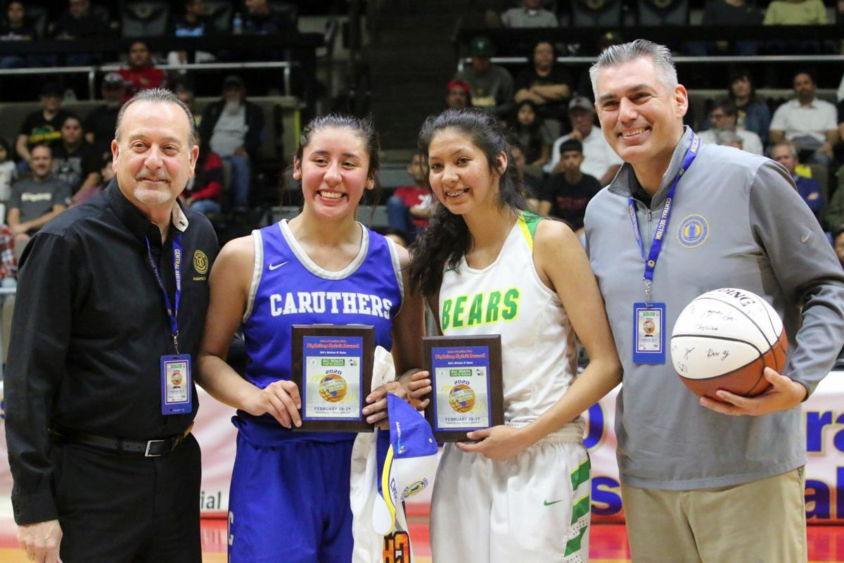 Sierra Pacific upended by Caruthers in D-IV finals