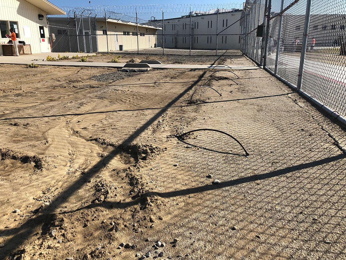 Avenal inmates design, plant garden | Local | hanfordsentinel.com