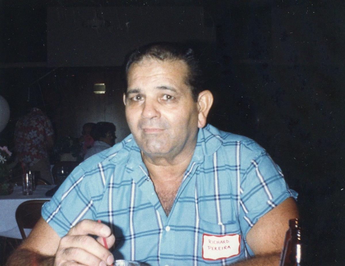 Ernest Richard Pereira